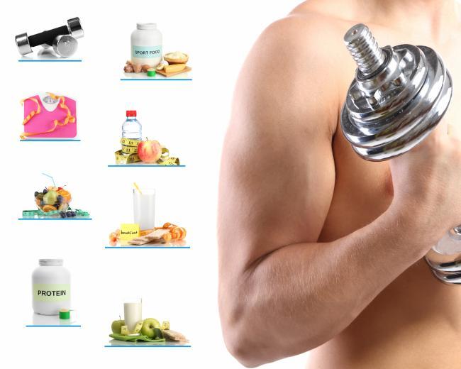 攝取肌肉成長營養