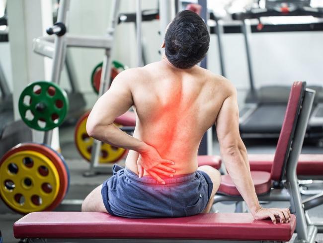 拉傷不是單次運動造成的