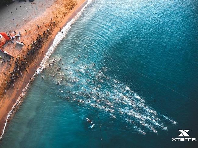 2021 XTERRA Taiwan 游泳項目