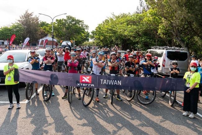 2021 XTERRA Taiwan越野鐵人兩項