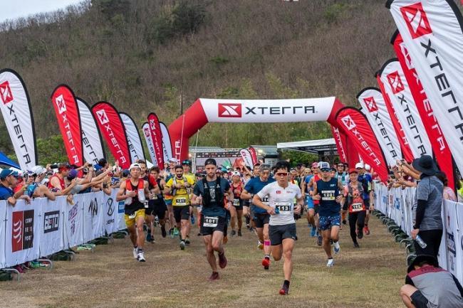 2021 XTERRA Taiwan 越野跑