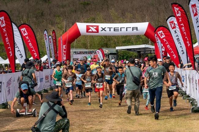 XTERRA Taiwan 越野跑 5 公里