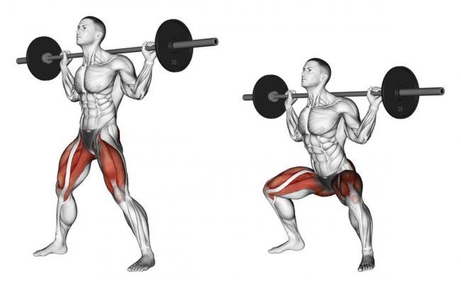 atl 20210415123345 851 - 蹲举的正确姿势,蹲举训练锻炼什么肌肉