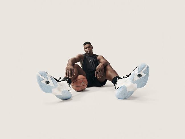 Zion Williamson簽名鞋Jordan Zion 1