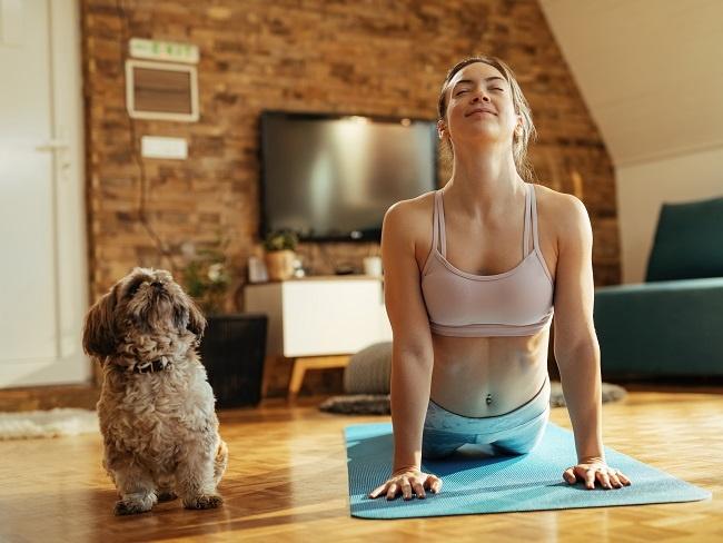 瑜珈冥想與放鬆