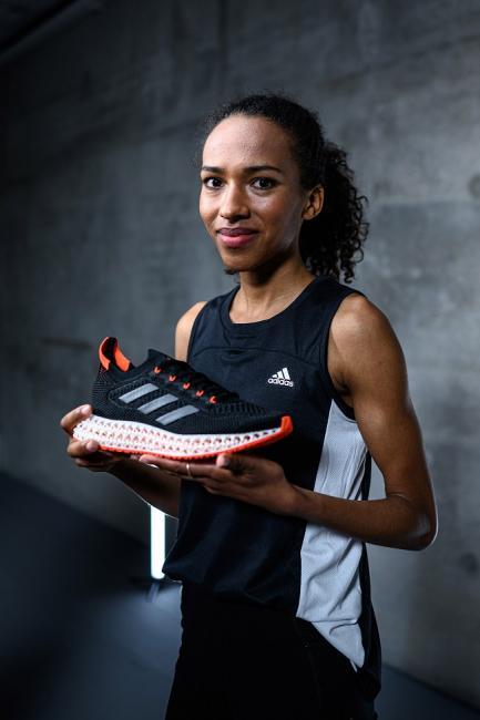 adidas全球菁英跑者