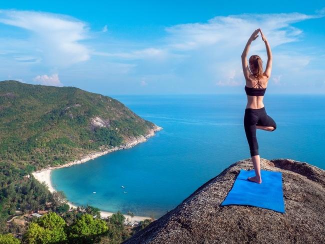 瑜珈放鬆的秘訣