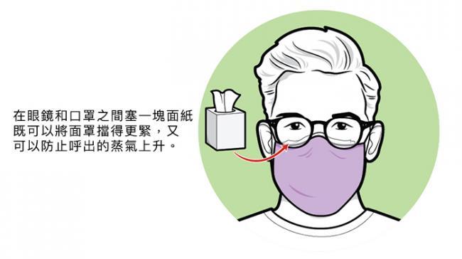 改善口罩貼合度的方法