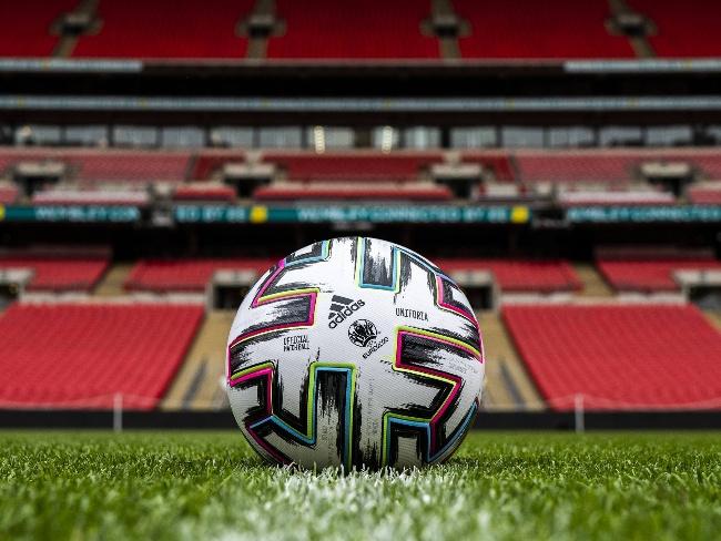 歐洲國家盃60周年官方用球