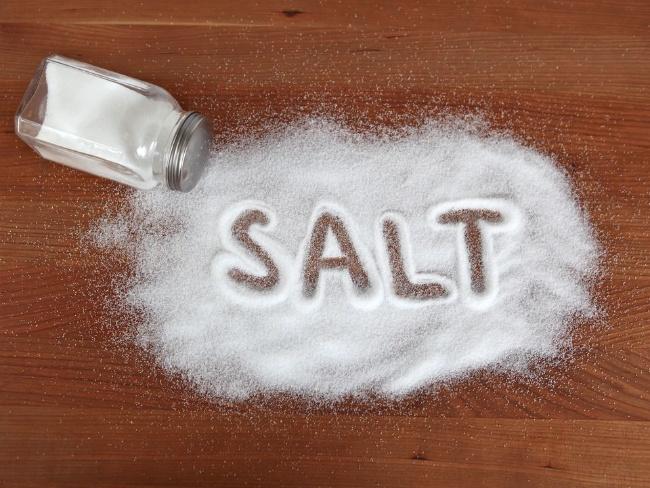 鹽份與運動補給