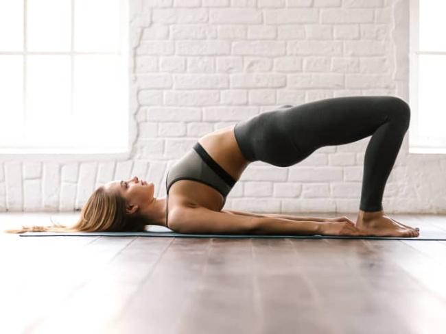 橋式訓練臀肌
