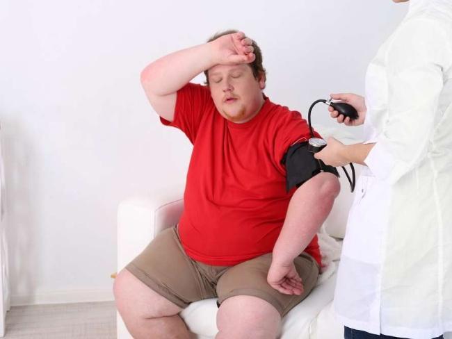 肥胖是慢性病的來源之一