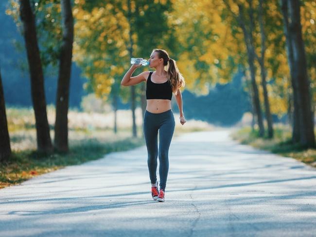 走路也是一種運動