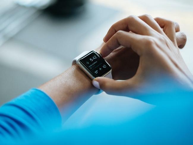 智慧型運動手錶
