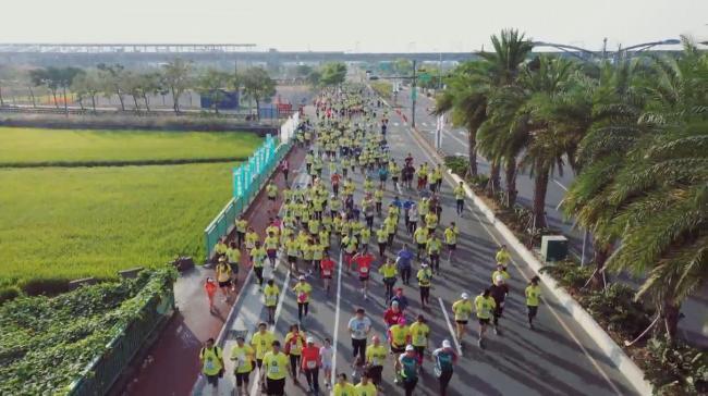 田中馬拉松往年賽事照片