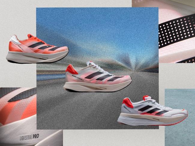 adidas adizero系列跑鞋