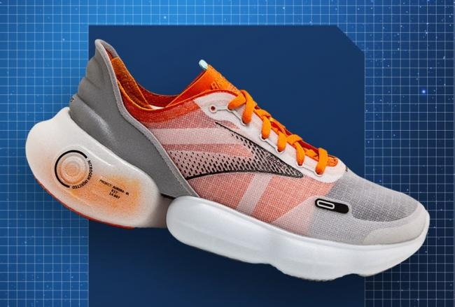 BROOKS高科技最頂級跑鞋AURORA-BL極光系列