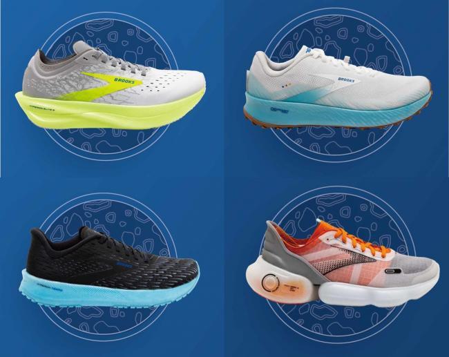 BLUELINE實驗室研發的高端跑鞋