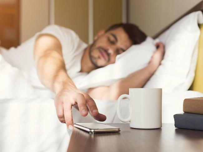 睡眠時間長短