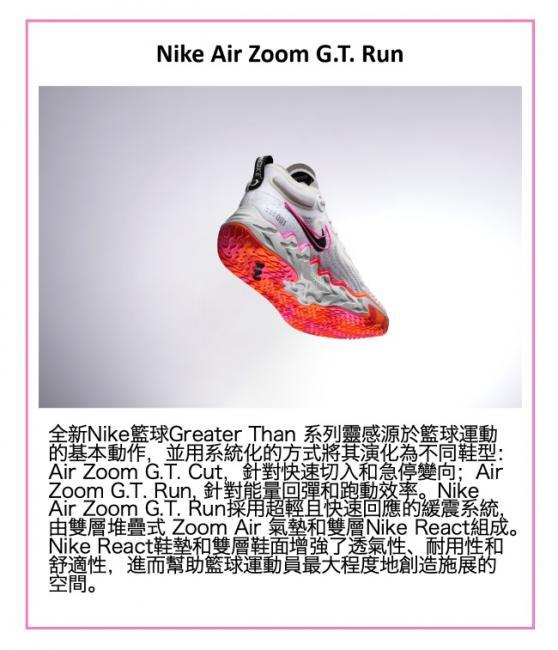 Nike Air Zoom G.T.Rum