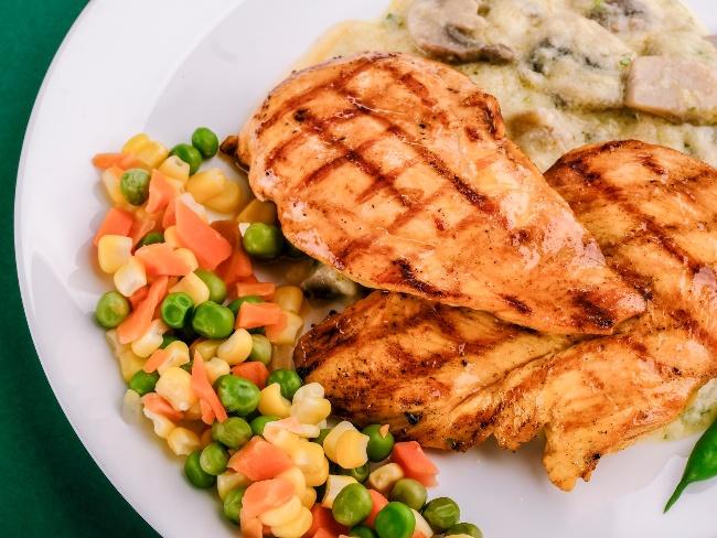 雞胸肉補充蛋白質