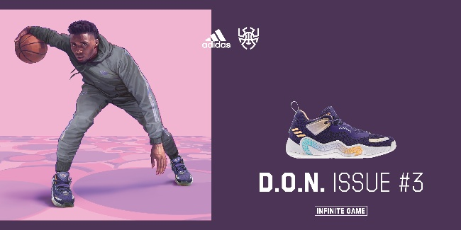 adidas D.O.N. Issue #3 Donovan Mitchell