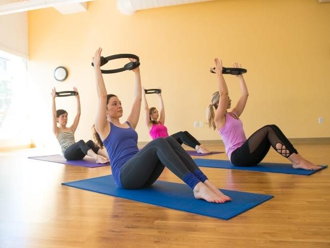 皮拉提斯pilates訓練