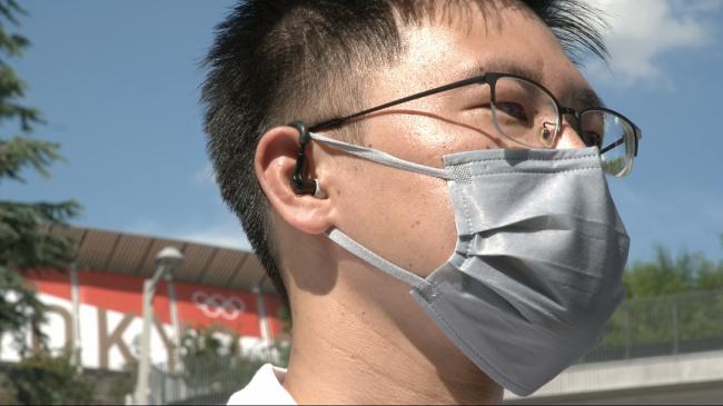 耳機能幫東京奧運工作人員防中暑? 雲端技術服務讓奧運會更數位