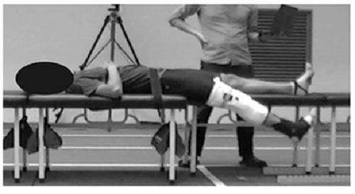 髖屈肌強度測試