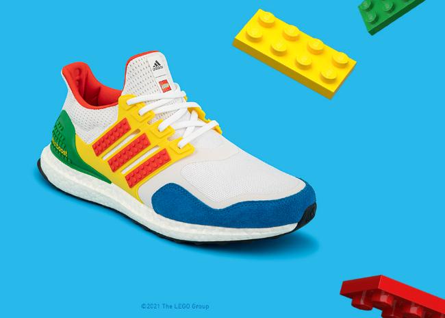 adidas X LEGO聯名鞋款