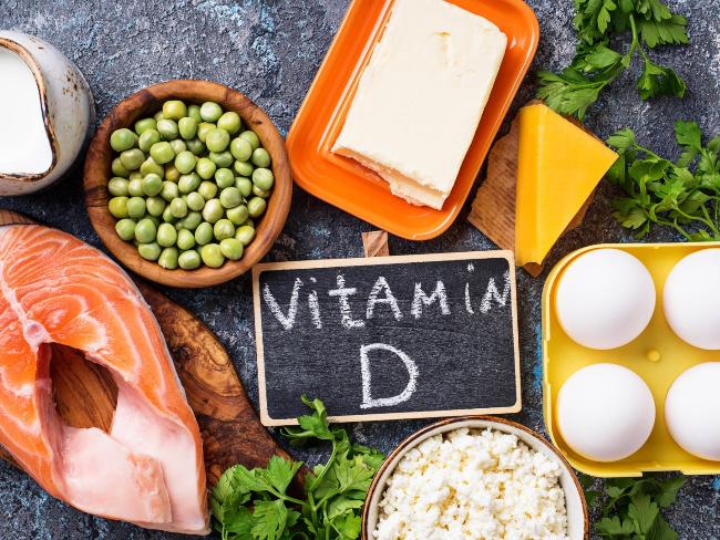 維生素D的攝取量