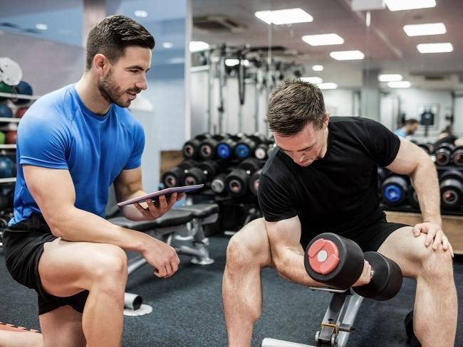重訓增肌減脂