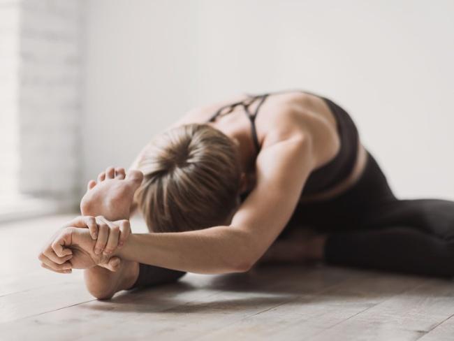 伸展訓練增加靈活度