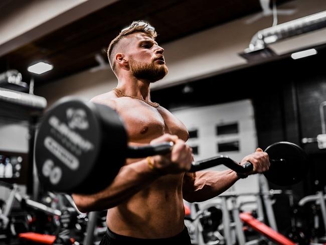 肌力訓練幫助減脂