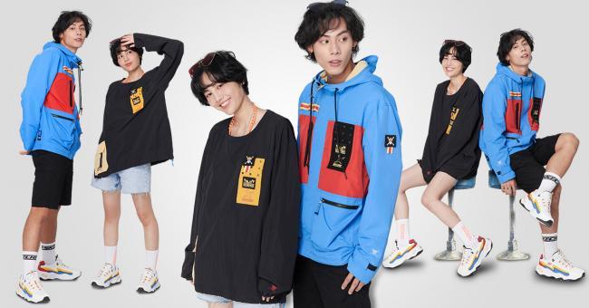 SKECHERS x ONE PIECE D'LITES 4.0魯夫限定款及中性風衣外套、潮流上衣