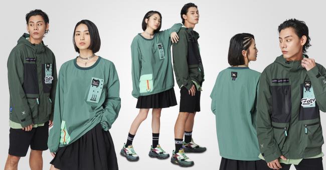 SKECHERS x ONE PIECE STAMINA V2索隆限定款及中性風衣外套、潮流上衣