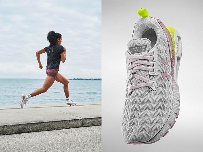 最新鞋面UA Clone
