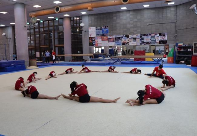 體操遊戲教學模組以「GBODY」為核心架構