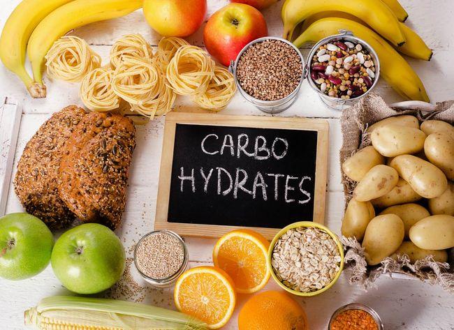 碳水化合物食物