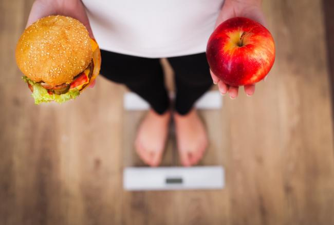 減肥並非每天追著體重計上面的數字