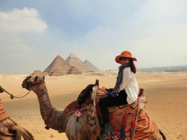 謎卡難忘的埃及行