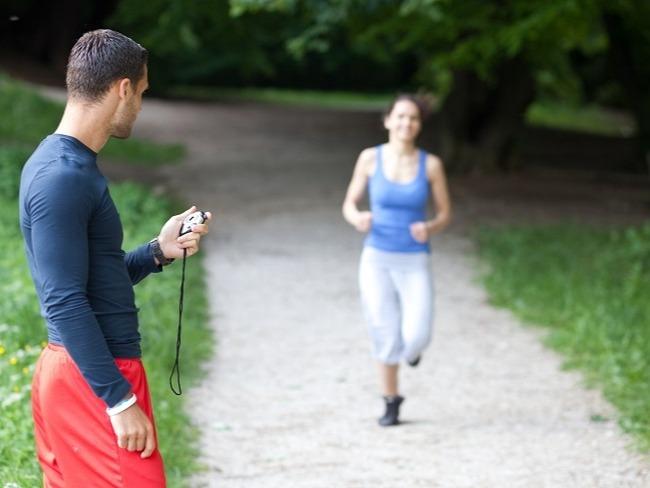 跑步的燃脂效率