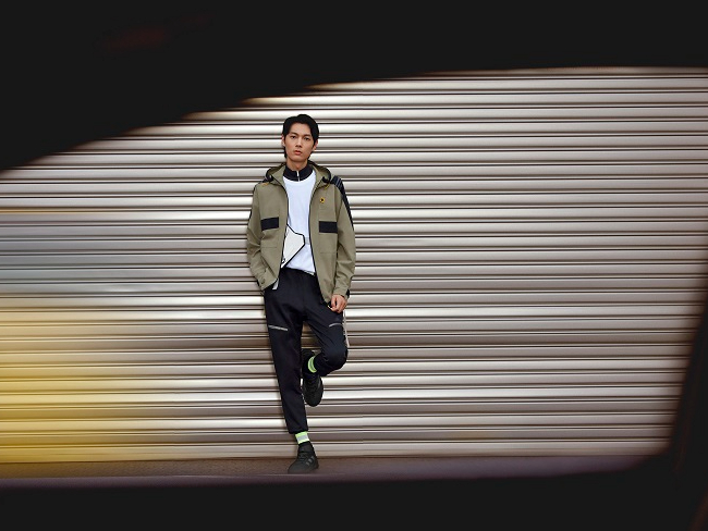 adidas Outer Jacket機能時尚