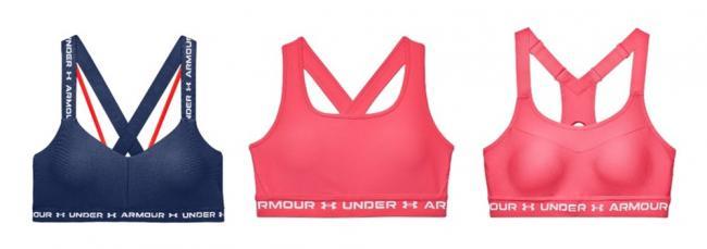 UA Crossback 運動內衣