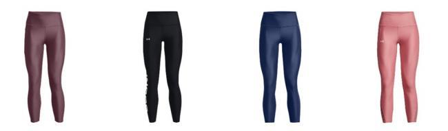 UA 防滑緊身褲系列
