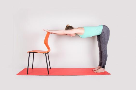 瑜珈初學者必學   一秒上手的 5 招體式