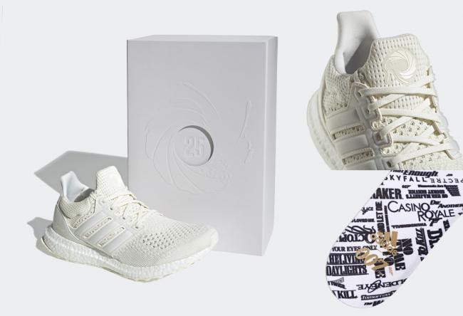 adidas於台灣官方購物網站推出獨家全白配色
