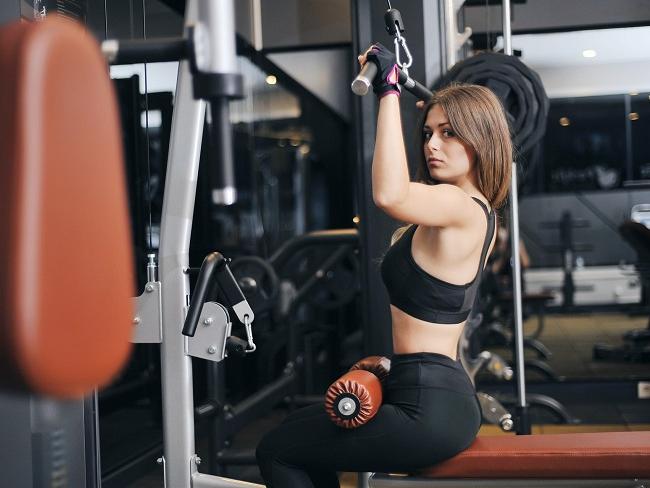 健身目標的設定