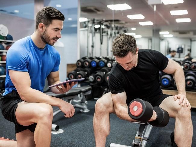 重量訓練計劃的安排
