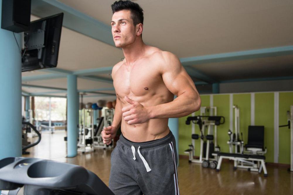 跑跑步機減肥改善心肺有氧